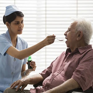 Senior Care In CareStay Medical